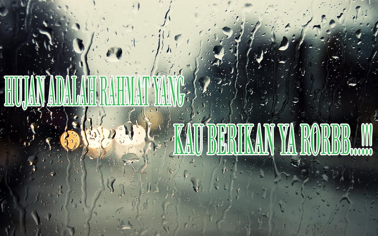 Kumpulan Puisi Tentang Hujan Turun Romantis Coretan Tinta Emas