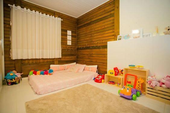 bisa didesain sedemikian rupa dengan hiasan yang cenderung minimalis Inspirasi Kamar Minimalis Untuk Anak