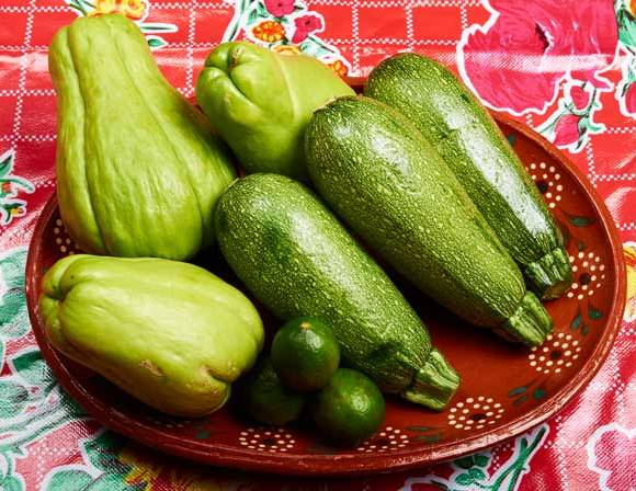 Beneficios de la calabaza chayote