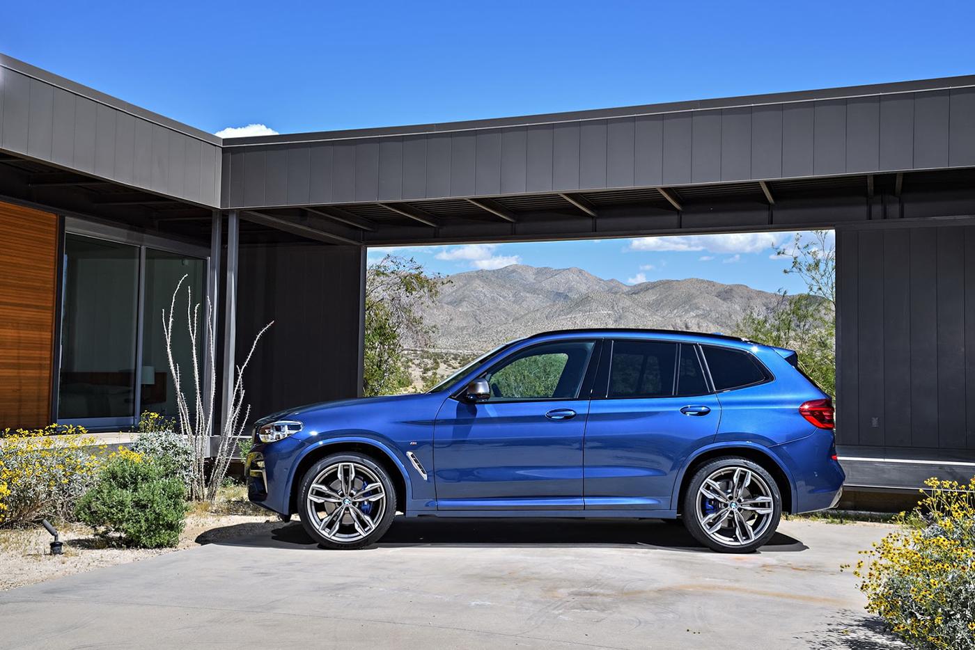 BMW X3 thế hệ mới