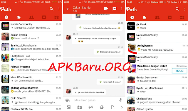 BBM Mod Path v3.2.0.6 Apk Latest Version