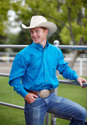 Red Headed Men Cord Mccoy Ginger Cowboy
