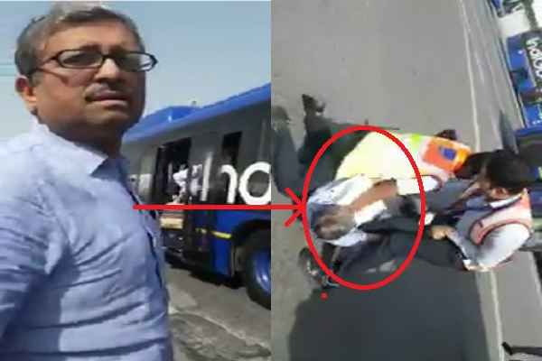 indigo-employee-beaten-passenger-on-airport-viral-video