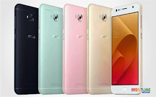 2 Cara Flash Asus Zenfone Live ZB553KL Terbaru