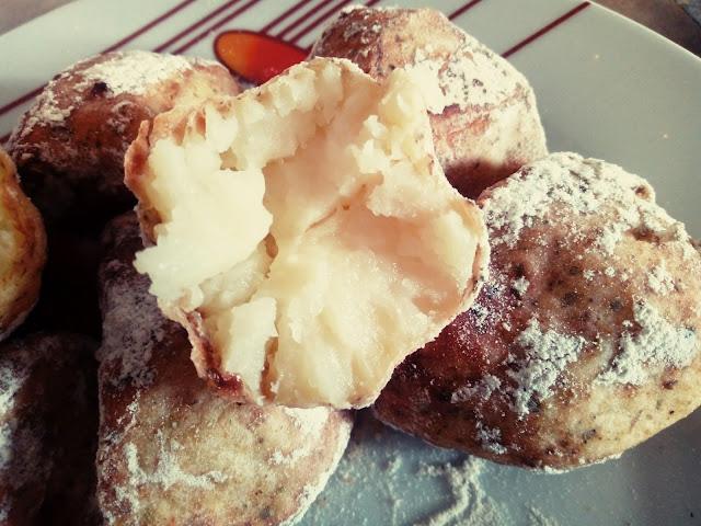 ziemniaki pieczone jak z ogniska ziemniaki z piekarnika ziemniaki pieczone w calosci ziemniaki w mace ziemniaki jak z popiolu