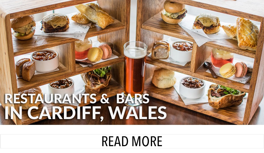 Cardiff Bars and Restaurant Blogger Reviews