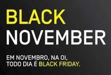 Promoção Oi Black November 2018 Black Friday