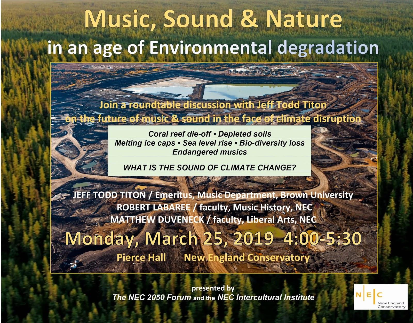 Sustainable Music