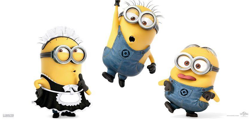 Despicable Me 2 Releases New Trailer: Minions Abducted ...