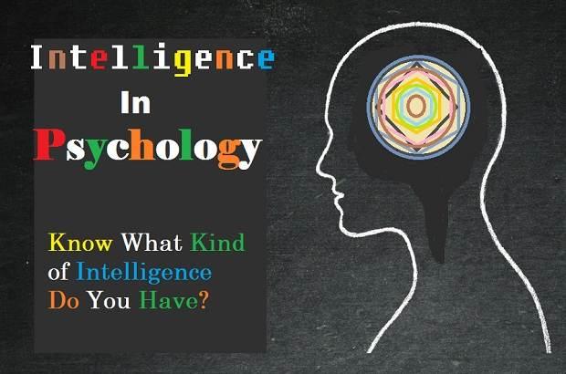 Intelligence in psychology