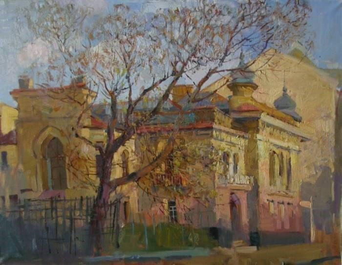 Украинский художник. Карина Волошко