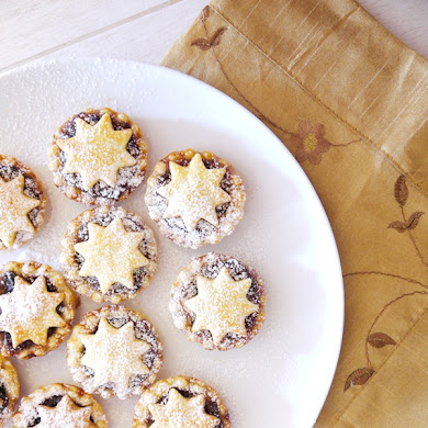 Super Easy British (Sweet) Mince Pies Recipe