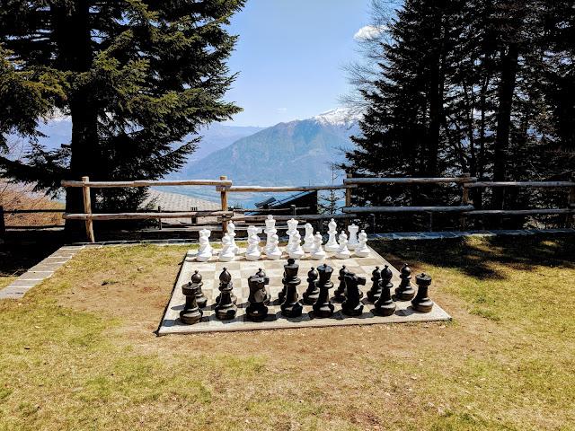 Шахматы на Orselina