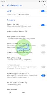 USB Debug AOSP