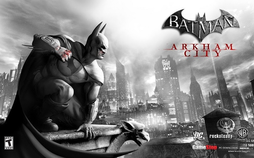 Batman Arkham City Pc Game Free Download Filesblast