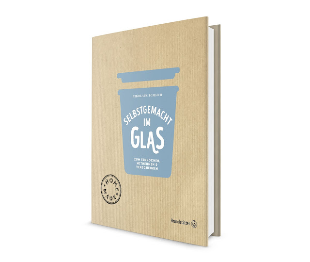 Buchcover Selbstgemacht im Glas