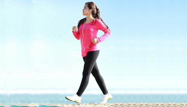 Đi bộ rất tốt nhưng đi thế nào để giảm cân hiệu quả thì bạn biết không?