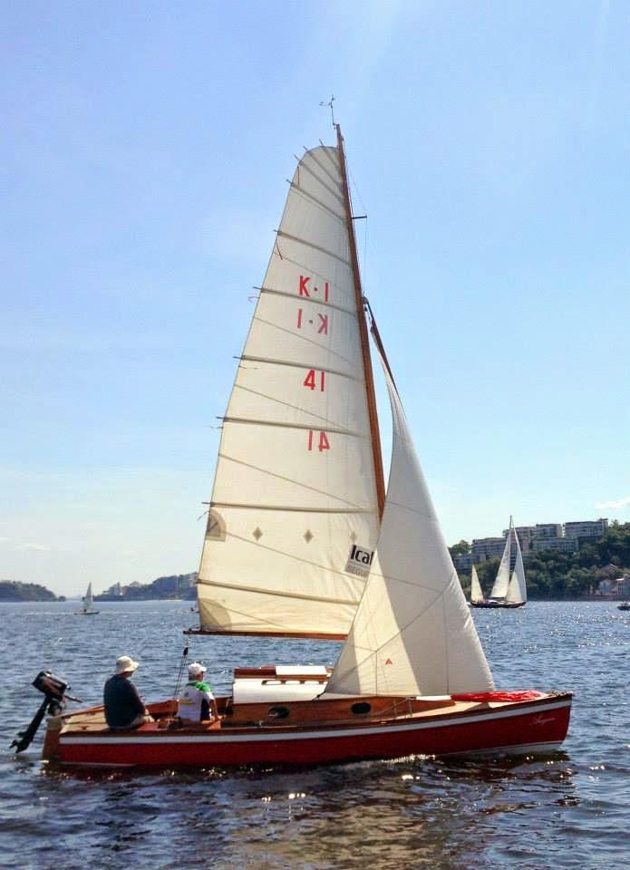 ARAGEM: 100 Anos Do Sailing