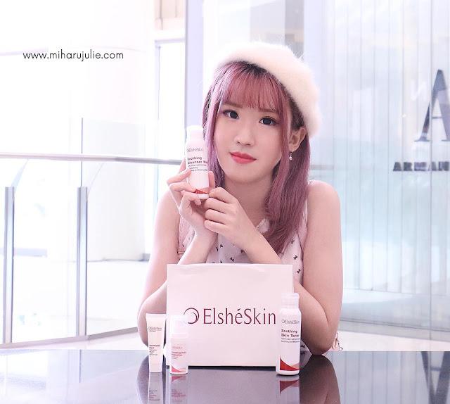 ElsheSkin care testimonial