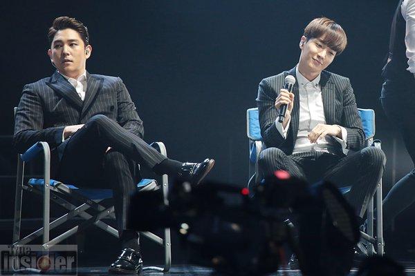 Kangin dan Leeteuk Super Junior Kunjungi Papua Nugini
