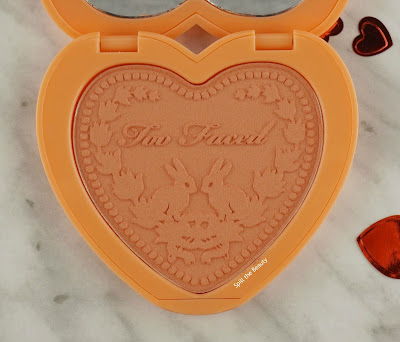 too faced love flush review swatches i will always love you