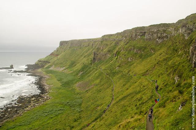 Paisajes imprescindibles Irlanda del Norte
