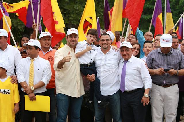 Se Postulan Candidatos del Partido Arnulfista, Ángelo Gutiérrez va por Don Bosco