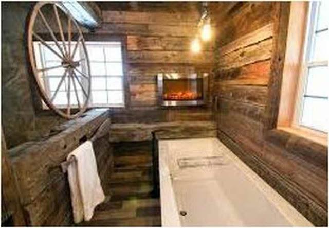 Small Rustic Bathroom Ideas On A Budget  RB 2IA