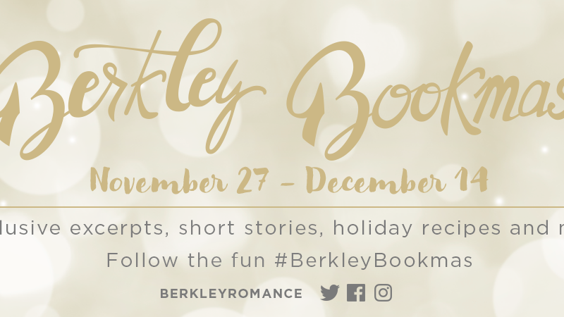 Berkley Bookmas | Julie James's Favorite Holiday Cookie Recipes