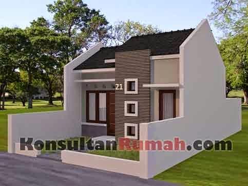 19 konsep terkini desain rumah sederhana luas tanah 50 meter
