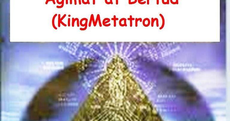 AGIMAT AT BERTUD ni kingmetatron: Karunungang Hayag at