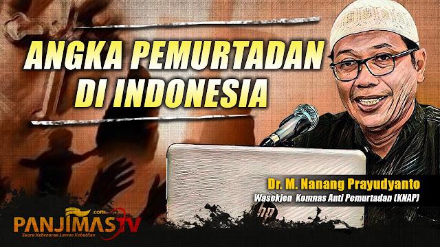 [VIDEO] Mencengangkan, KNAP Beberkan Angka Pemurtadan di Indonesia