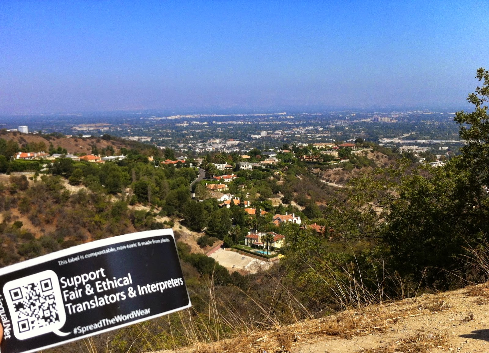 North Hollywood supports fair and ethical translators and interpreters