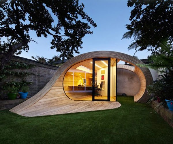 Dome Home Design Ideas: Unique House Design With Luxury Ideas