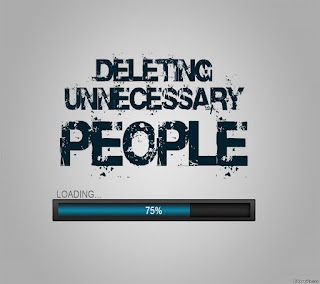 deleting unnecessary images