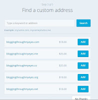 langkah membuat blog di wordpress custom address di wordpress