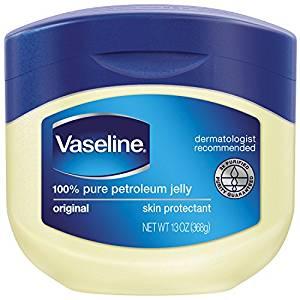 vaseline aka petroleum jelly