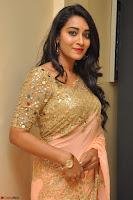 Bhanu Shri looks stunning in Beig Saree choli at Kalamandir Foundation 7th anniversary Celebrations ~  Actress Galleries 036.JPG