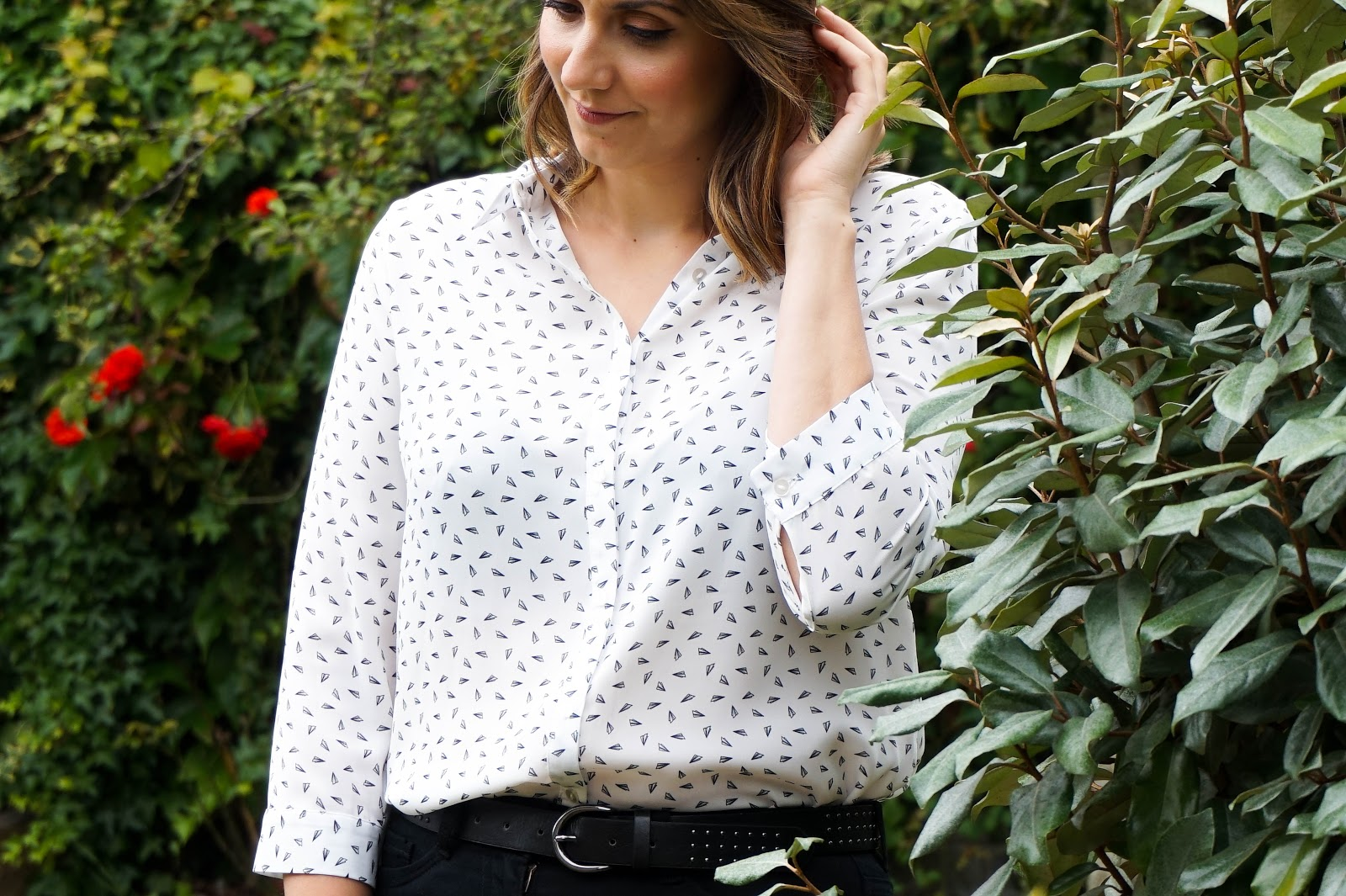 Summer Shirt Styles feat. H&M and Primark