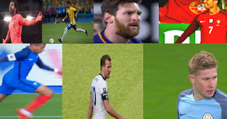 صلاح ضمن 5 لاعبين ترشحهم الفيفا لكسر استحواذ ميسى ورنالدو على جائزة أفضل لاعب