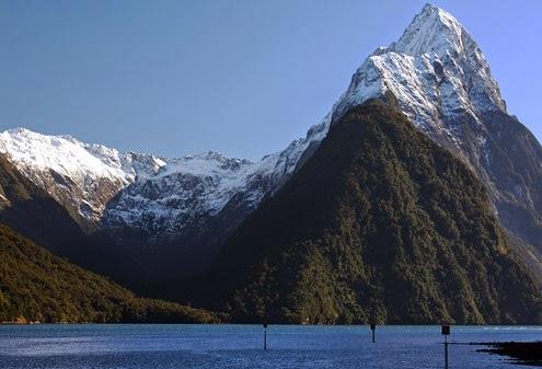 10 Negara Salju Paling Indah di Dunia
