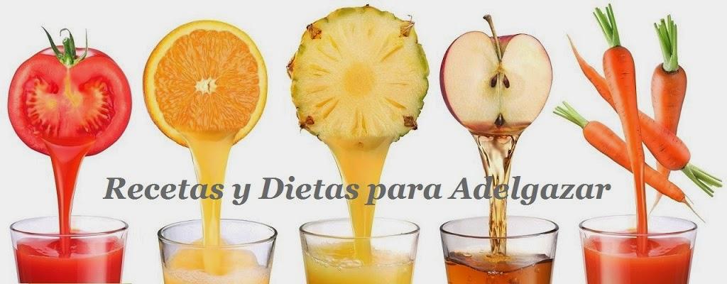 Blog de dietas de adelgazamiento