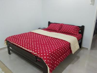 Bilik Tidur kedua Homestay di Bandar Sri Botani Ipoh