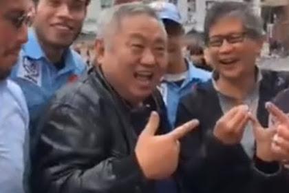 Diundang JAPRI ke Kobe Jepang, Rocky Gerung Merasa 'Ditabok' Peserta Diskusi Panel