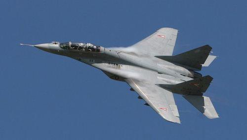 MiG-29 Hongaria