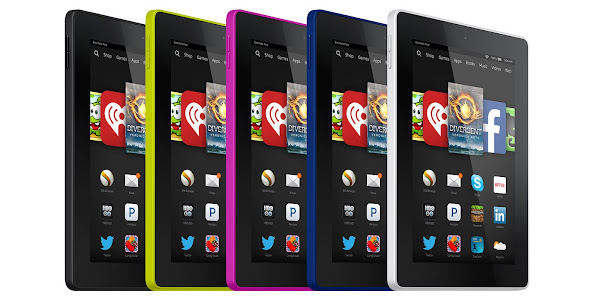 Amazon Fire HD (2014)