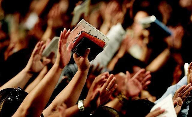 Sugestões de Como Organizar um Culto de Reavivamento