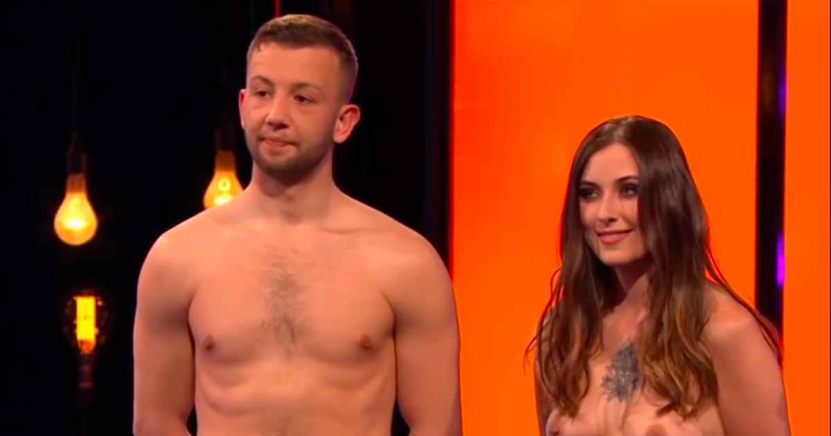 Bizarrecelebsnude: Naked Attraction UK Season 3 Episode 1