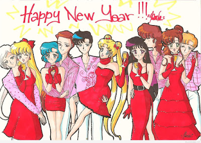 Happy New Year Cartoon Images 2017 Download