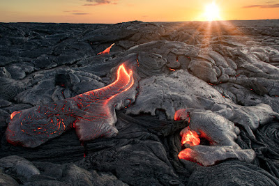 Katla es uno de los volcanes principales de la isla